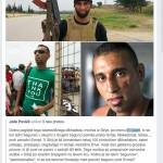 Primer Laith Al Saleh in paketi Rdečega križa / dezinformacije za ustrahovanje