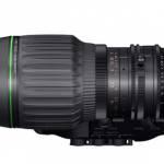 """Canon CJ12ex4.3B / širokokoten prenosni 2/3"""" objektiv 4K"""