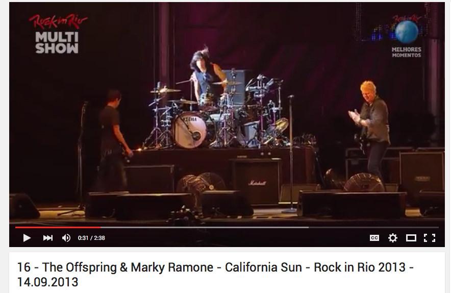 Glasbeni dueti / Offspring, Placebo, Iggy Pop, Amy Winehouse, Hladno pivo, Ramones, Pearl Jam