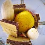 Transmaščobni smoothie / smoothie s škrincami (napolitankami)