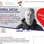 Humanitarna akcija Srce Sloveniji 2 in vabilo na dobrodelno druženje