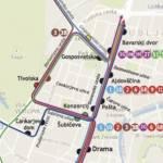 Slovenska cesta zopet odprta za avtobuse / zaprta za taksije
