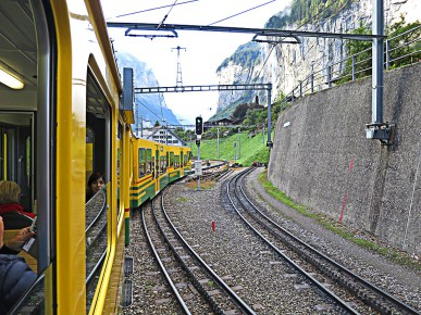 Train to Jungfraujoch – Top of Europe