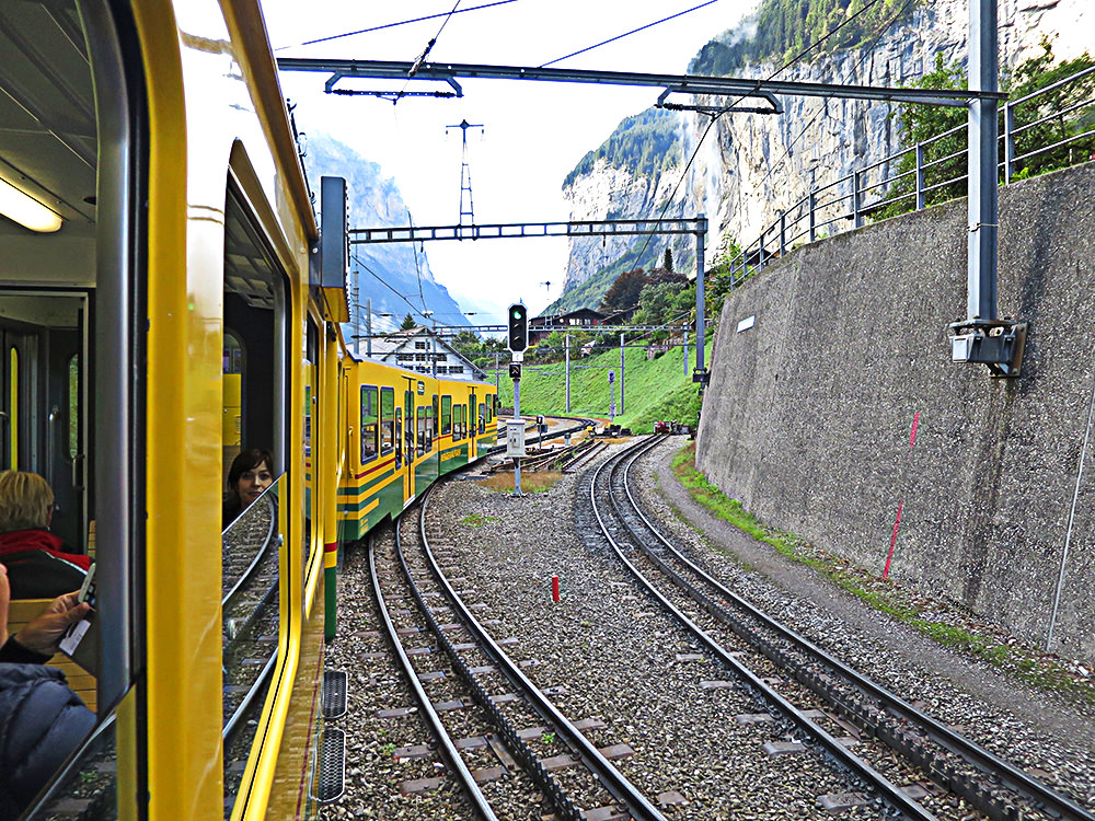 Train to Jungfraujoch – Top of Europe