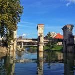 Vožnja z ladjico po Ljubljanici / od Ljubljane do Podpeči
