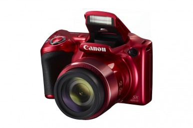 PowerShot SX420 IS Flash Up RED FSL