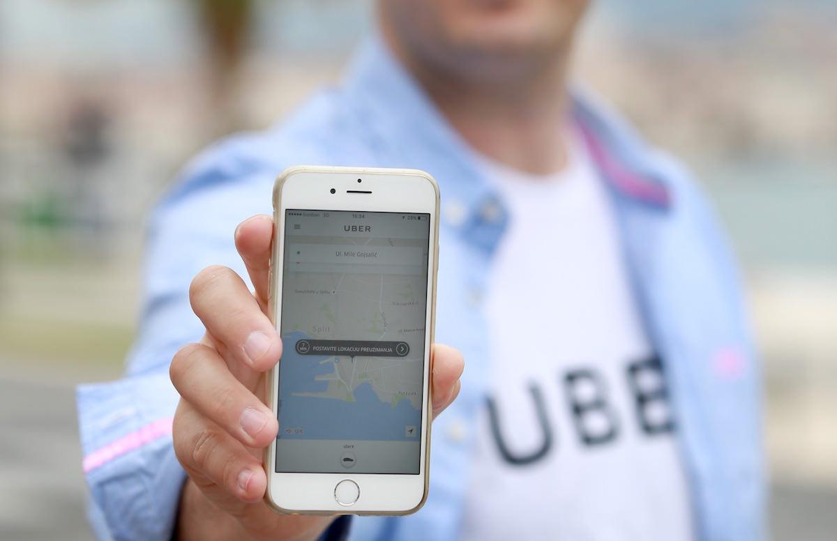 30.05.2016., Ploce, Dubrovnik - Snimanje za potrebe klijenta, Uber.Photo: Grgo Jelavic/PIXSELL