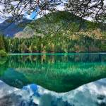 Belopeška jezera / Laghi di Fusine