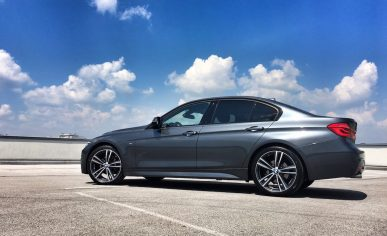 BMW 320d Limuzina EfficientDynamic Edition