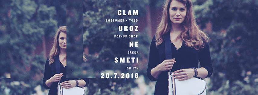 Smetumet POP UP shop v Tozdu / 20.7.2016