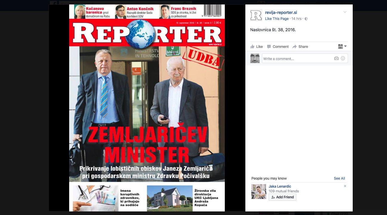 Rado Pezdir se vraša na sceno / bo tokrat obračunal z UDBO / Janez Zemljarič