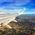 Sedim v letalu in razmišljam / Ryanair