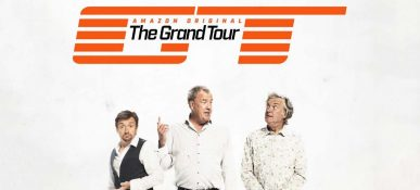 The Grand Tour / Facebook