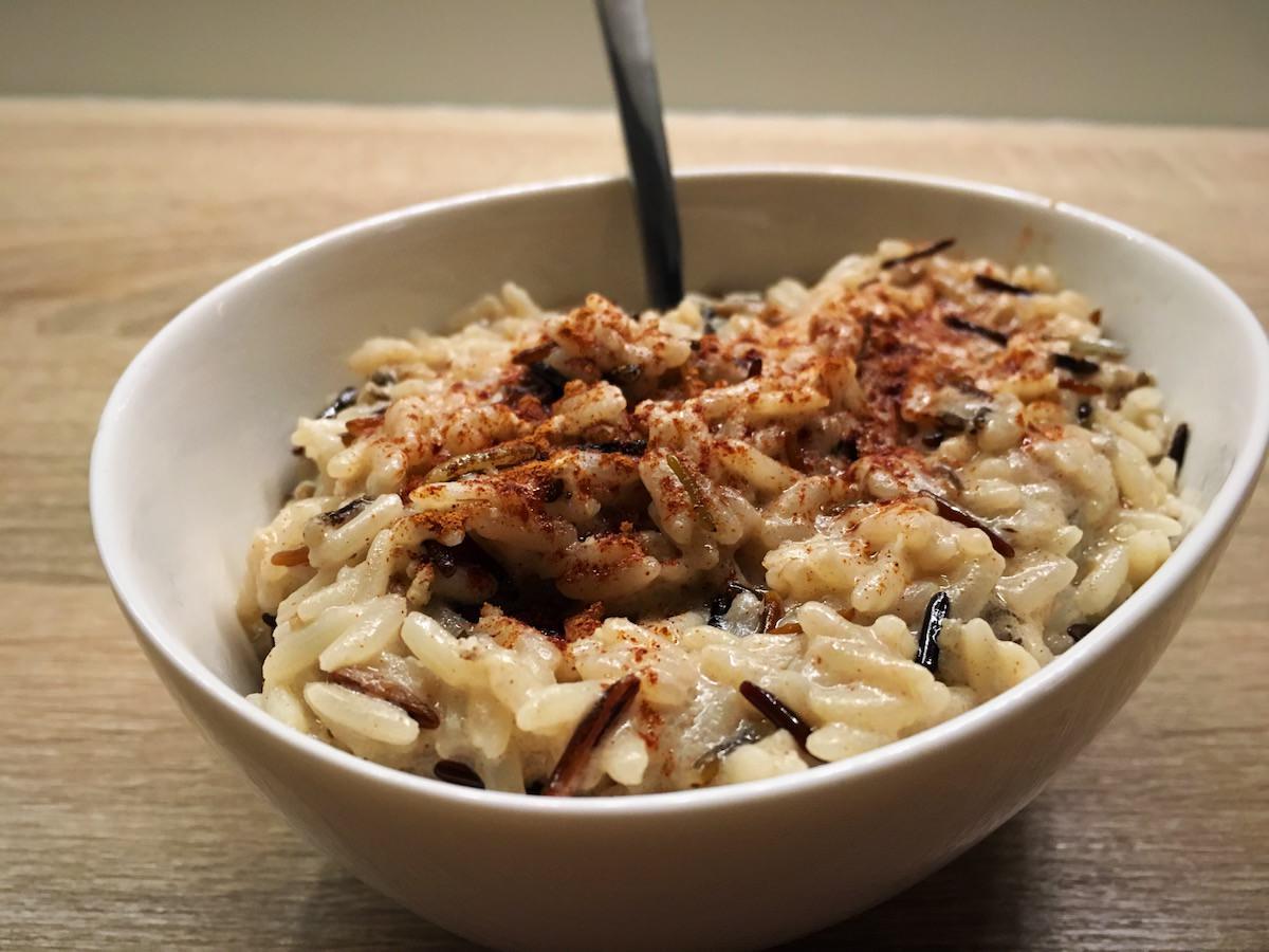 Veganski mlečni riž