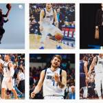 Luka Doncic Instagram Rookie of the Month