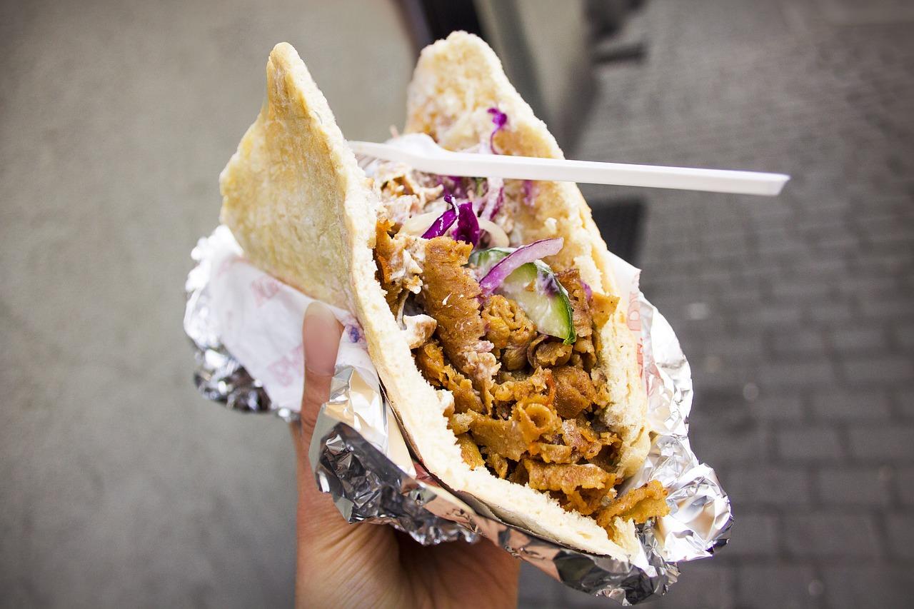 Afera kebab vesel sem da sem pred skoraj tremi leti spremenil način prehranjevanja