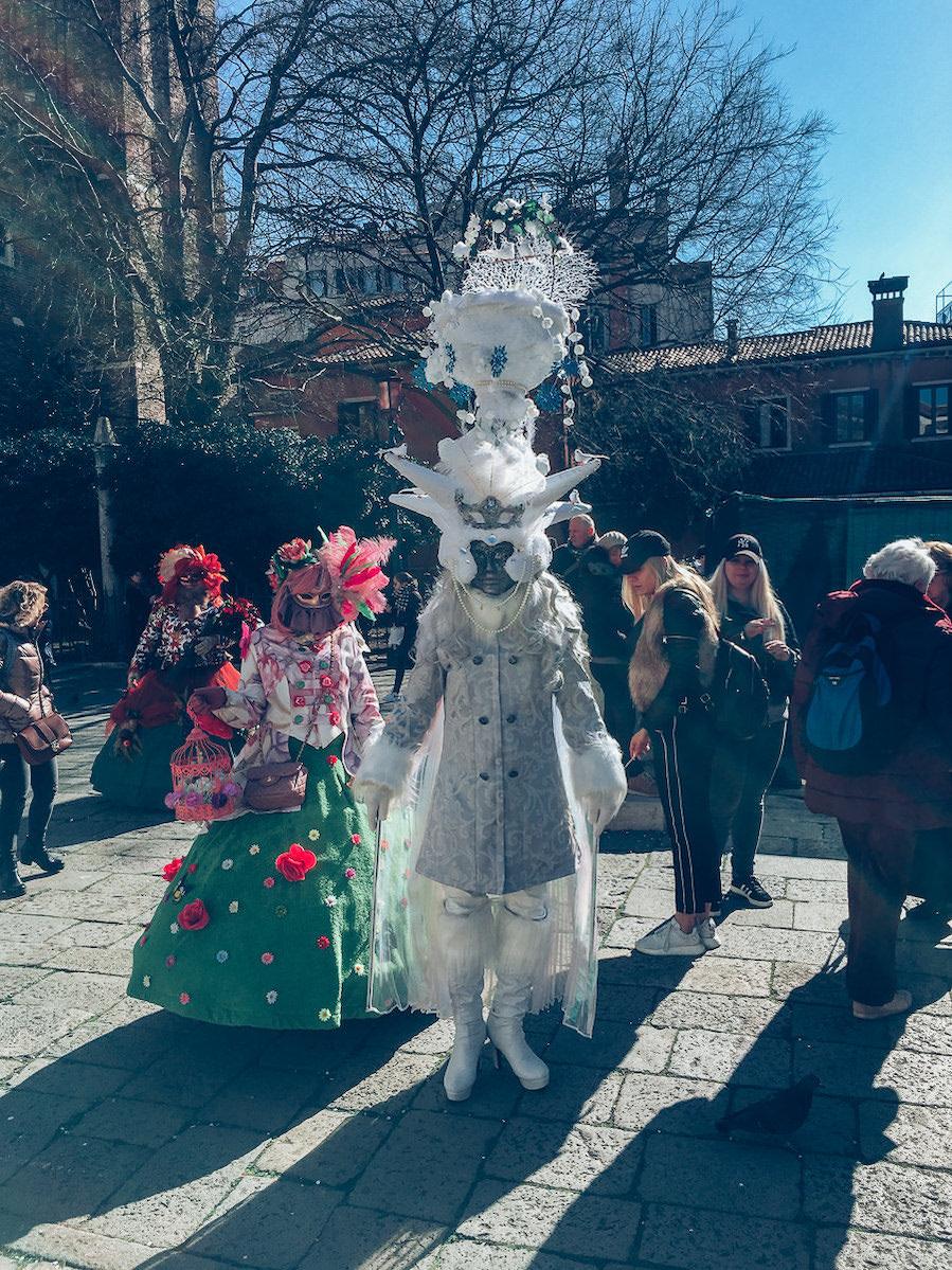 Karneval Benetke 2019 Venice Carnival 2019 21 - had blog