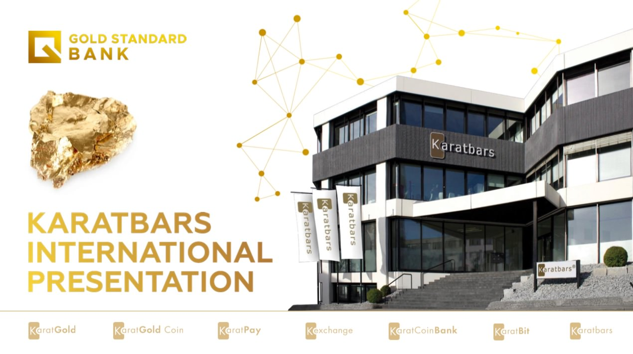 Karatbars nova MLM mrežna piramida z blockchain pridihom Karat partner