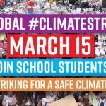 Podnebni štrajk Greta Thunberg je navdihnila mlade da bodo protestirali za podnebno ukrepanje v več kot 1000 mestih