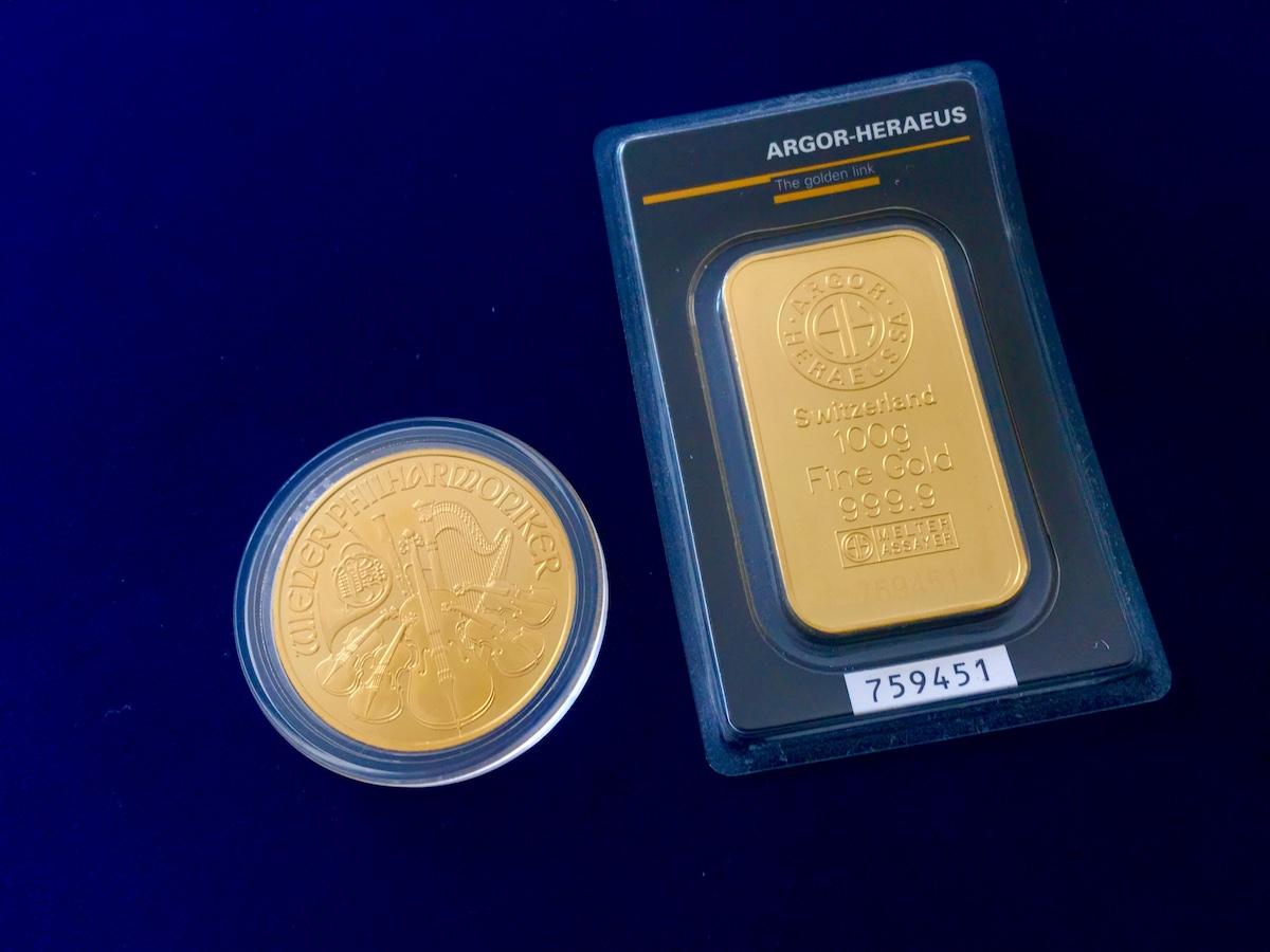 Prodaja naložbenega zlata v Ljubljani in cene zlata pri različnih odkupovalcih drugi del