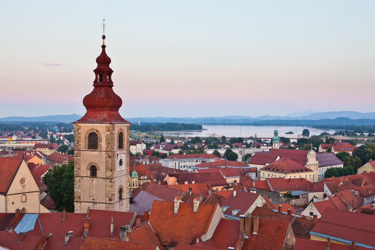 Ptuj kandidira za Evropsko prestolnico kulture 2025 za logotip pa so pripravljeni plačati 500 evrov
