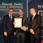 Ronald Kordiš je tretje leto zapored prejemnik nagrade Zlatna penkala