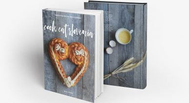 Cook Eat Slovenia The Cookbook