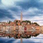 Salma Hayek v Rovinju Cristiano Ronaldo v Dubrovniku
