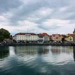 Otok Lindau na obali Bodenskega jezera poNemciji18