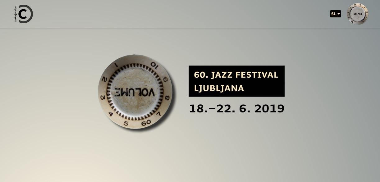 60. Ljubljana jazz festival 18. 22. 6. 2019 program