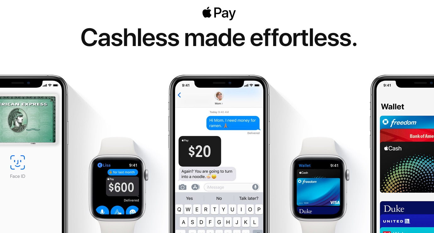 Apple Pay tudi v Sloveniji N26 Revolut Monese 22domacih bank22 ni na seznamu
