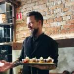 KluBar gastropub Bine Volcic pripravil street food kulinariko v Kranju0
