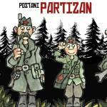 Postani partizan Darko Nikolovski predstavlja namizno druzbeno igro
