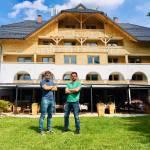 Aparthotel Triglav v Bohinju je odprt Damian Merlak je drzal obljubo10