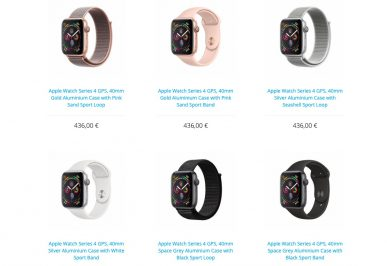 Apple Watch 4 od 19. julija tudi v Sloveniji