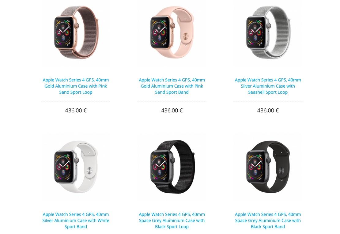 Apple Watch 4 od 19. julija tudi v Sloveniji