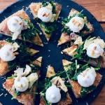 Fetiche bar new age veganska pizza iz kislega testa had testira pizze ocena 491
