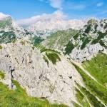 Kam v hribe Visevnik 2050m z Rudnega polja 50 minut vzpona19