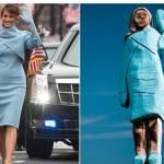 Leseni kip Melanie Trump ponesel ime Slovenije v svet Melania Trump kot Smrketa avtor Ales Zupevc1