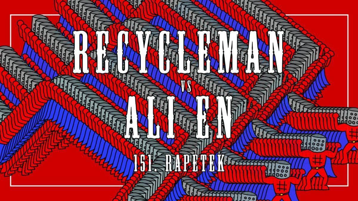 Ali En Dalaj Eegol Recycleman 30. avgust ob 21h letni vrt Gala hala Happy 20. B'day Smetana za frende