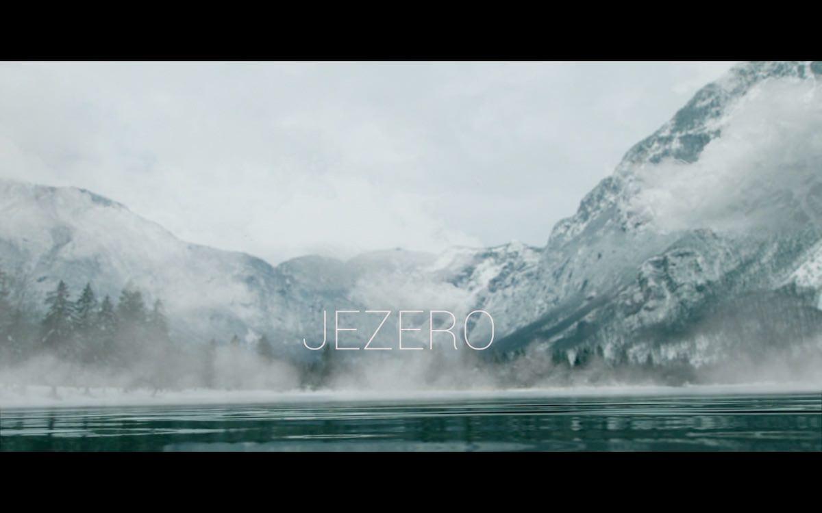 Jezero Matevz Luzar in Klemen Dvornik TV kriminalka