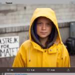 Rok Kranjc Nova24TV in ad hominem napad na Greto Thunberg