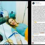 Savina Atai na generalnem servisu ciscenje krvi z ozonom