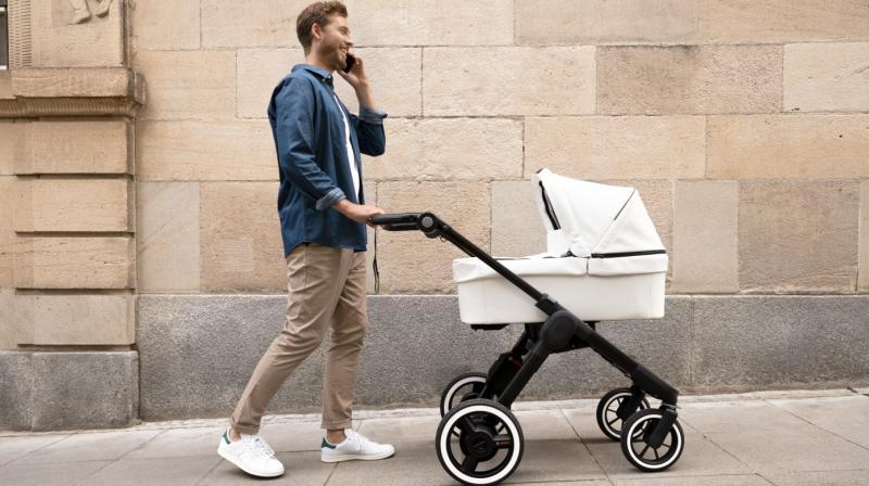 Sistem e stroller e vozicek Bosch pametni elektricni pogon v vozicku