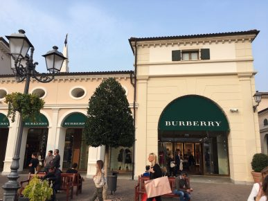 Dober marketing je vse Noventa di Piave Designer Outlet in 70 odstotni popust