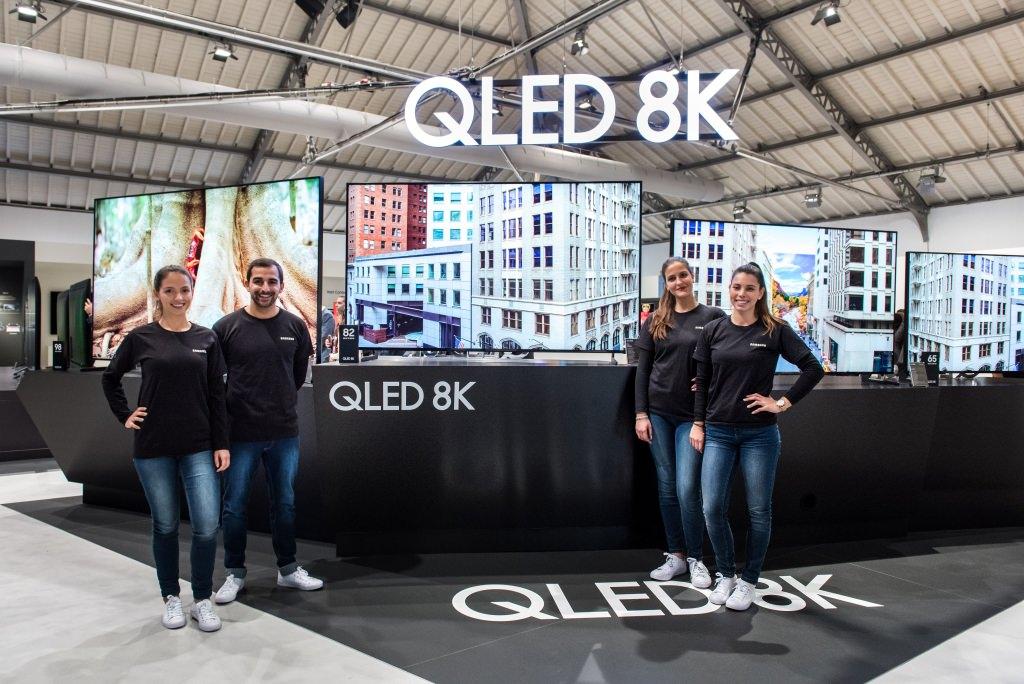 Foto 2 Samsung QLED TV