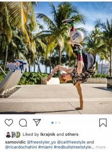 Instagram skril lajke