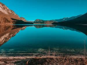 Bozicni skok v Bohinjsko jezero8
