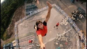 Dunking Devils akrobacije na najvecjem trampolinu na svetu7
