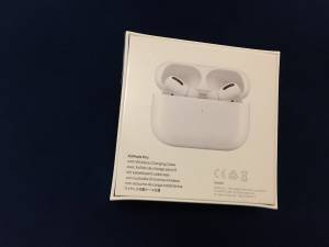 Unboxing Apple Airpods Pro Wireless Charging Case1
